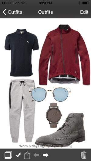 Cool Guy Fashion Closet And Style Shopping App For Men On The App
