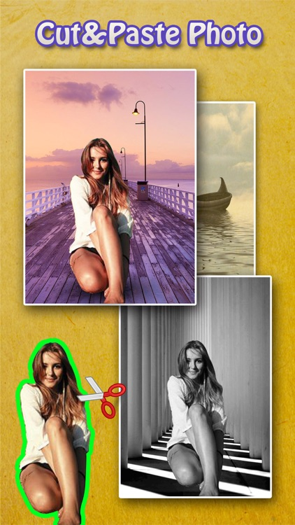 Cut Photo Blender Pro - Background Eraser to Collage Yr Images