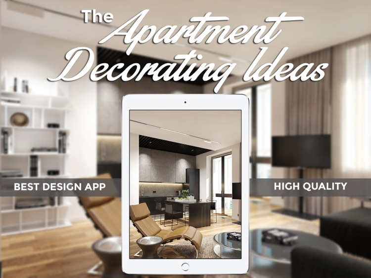 Apartment Decorating Ideas for iPad