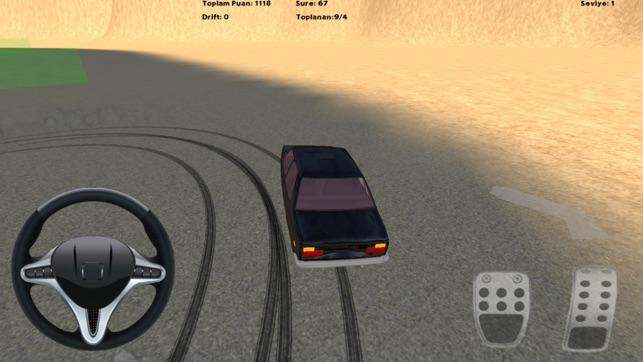 Murat 131 Drift Modifiyeli Simulator Oyunu App Storeda