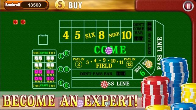 Craps app ios how to win csgo wild roulette