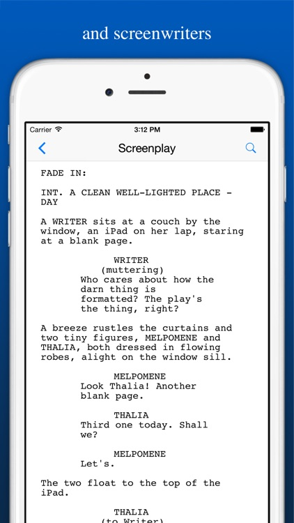 Storyist screenshot-1