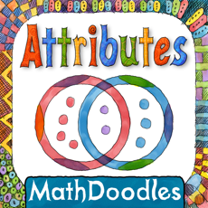 Activities of Attributes by Math Doodles