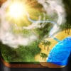 Weather Cast HD : Live World Weather Forecasts & Reports with World Clock for iPad & iPhone