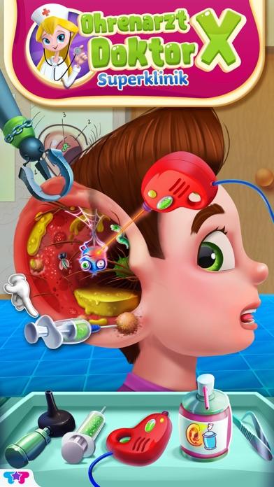 Ohrenarzt Dr. X: SuperklinikScreenshot von 1