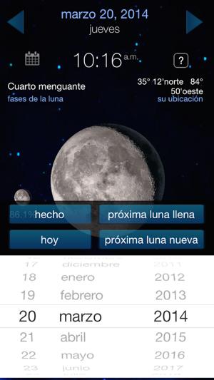 Fase Lunar en App Store