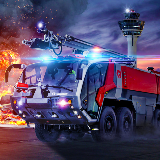 Airport Firefighters - The Simulation icon