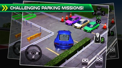 Extreme Car Parking Simulator Mania - Real 3D Traffic Driving Racing & Truck Racer Gamesのおすすめ画像2