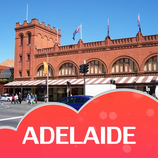 Adelaide City Offline Travel Guide