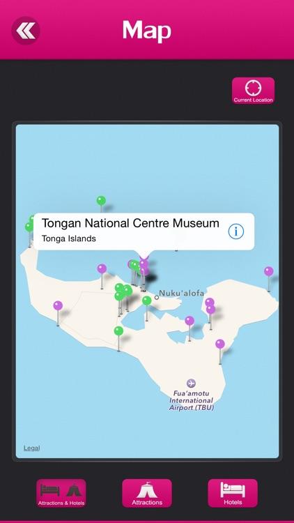 Tonga Islands Offline Travel Guide screenshot-3