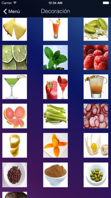 Screenshot for Bebidas & Drinks in Venezuela App Store