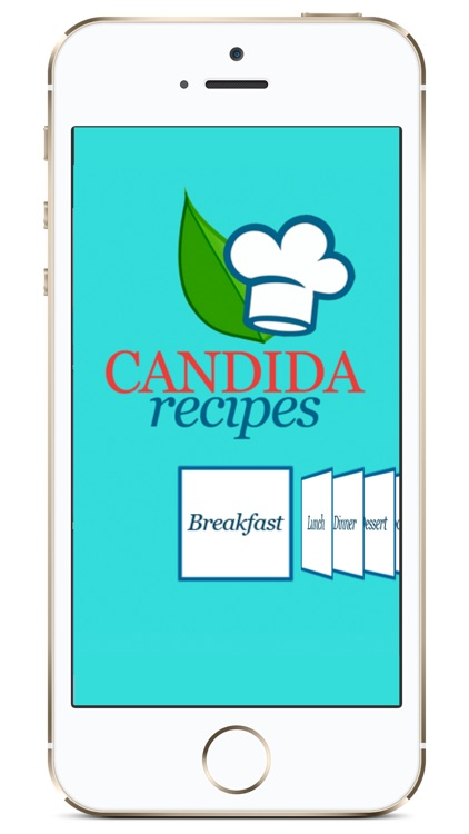 Candida Diet Recipes screenshot-0