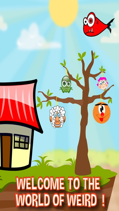 download Born Weird: Swipeout and Dropout the Weirdo apps 0