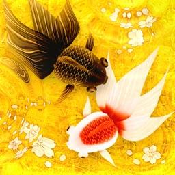 Wa Kingyo - Goldfish Pond