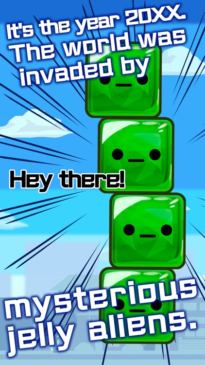 Jelly Smash Heroes