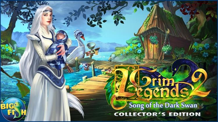 Grim Legends 2: Song of the Dark Swan - A Magical Hidden Object Game (Full) screenshot-4