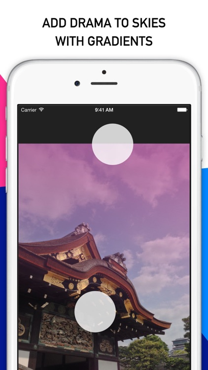 Geló | Add color with gels, shapes and gradients screenshot-3