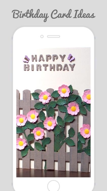 Birthday Card Ideas - Best Collection Of Birthday Card Design Catalogue screenshot-3