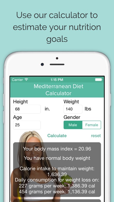 Mediterranean diet: recipes, meal plans and food listのおすすめ画像4