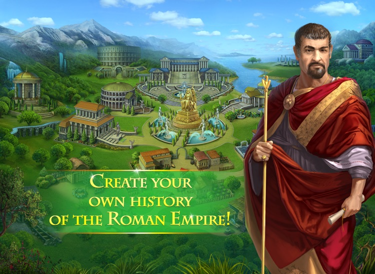 Cradle of Rome 2 (HD) screenshot-1