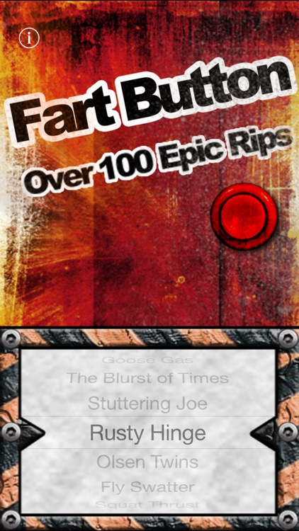 Fart Button - Epic Rip Edition with Over 100 Epic Rips