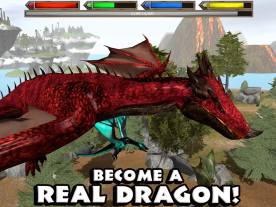 Ultimate Dragon Simulator на iPad