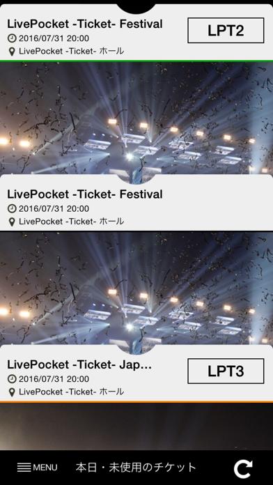 LivePocket -Ticket-のおすすめ画像5