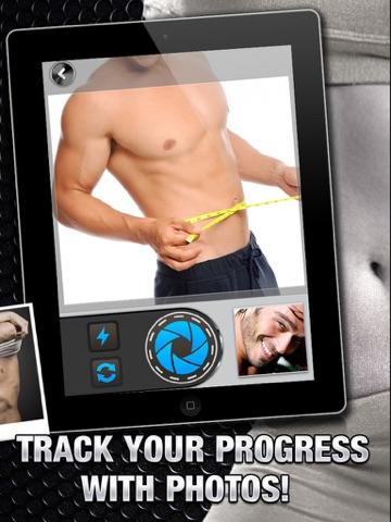 Ab Workout X PRO - Six-Pack Core Exercises & Abdomen Trainer-ipad-2