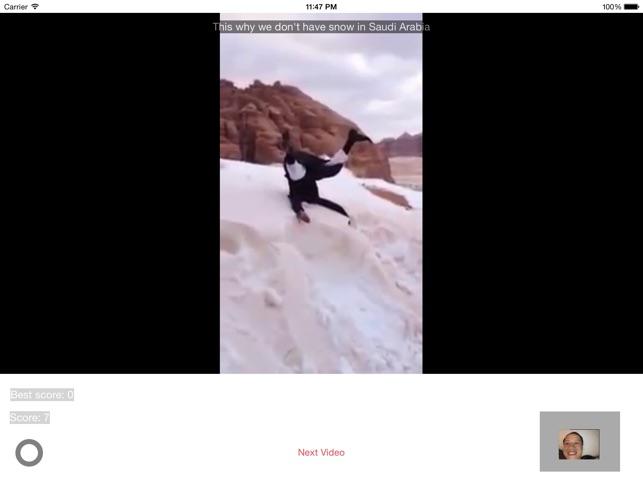 Nicht lachen challenge - Witzige Videos Screenshot