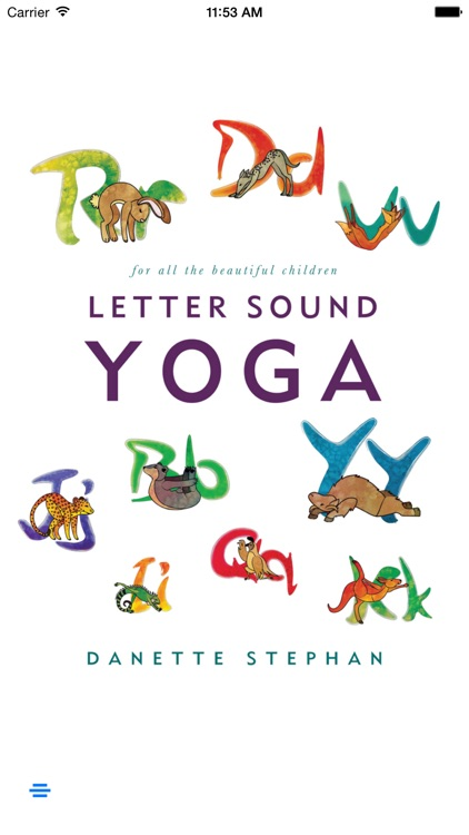 Letter Sound Yoga screenshot-0
