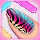 Nail Makeover Salon: Fashion Manicurist - DIY Fancy Nails Spa Manicure Game icon