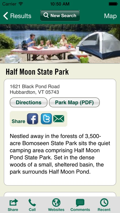 Oh, Ranger! VT State Parks