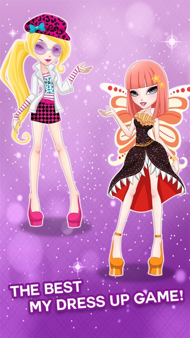 "Descargar Dress-up "" Bratzillaz edition "" : The Monster girl high school lift bratz fashion winx ever after game para Android"