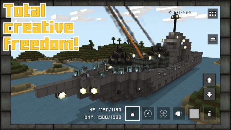 Block Fortress Lite screenshot-3