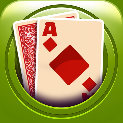 Giant Solitaire Free Card Game Classic Solitare Solo iOS App