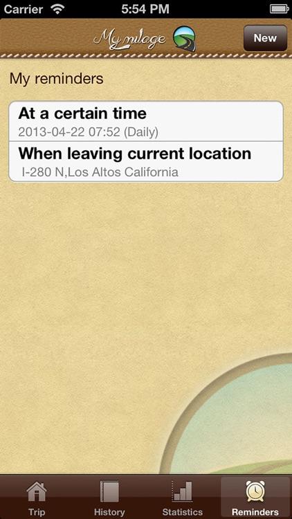 Log My Trip screenshot-4