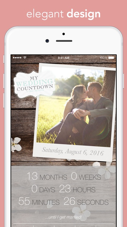 My Wedding Countdown screenshot-2