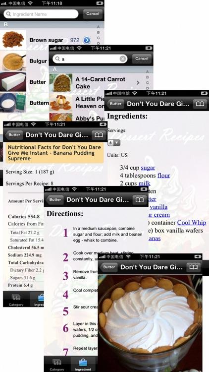 5000+ Dessert Recipes screenshot-3