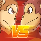 Angry Monkey Super Fight: Mud Toss Blast icon