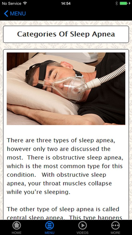 Natural Apnea Remedies - Stop Sleep Disorder & Snoring screenshot-1