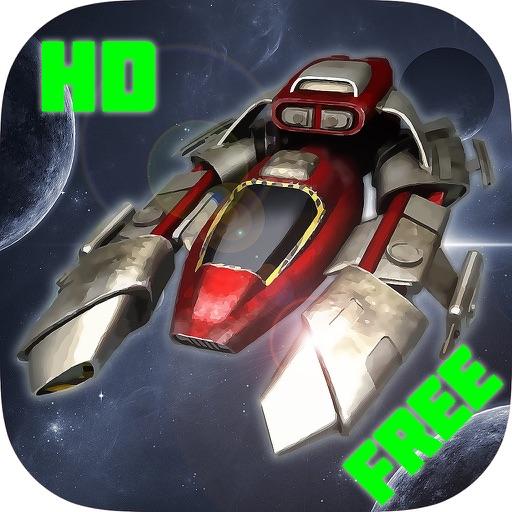 Geomatrix Space Wars HD FREE icon