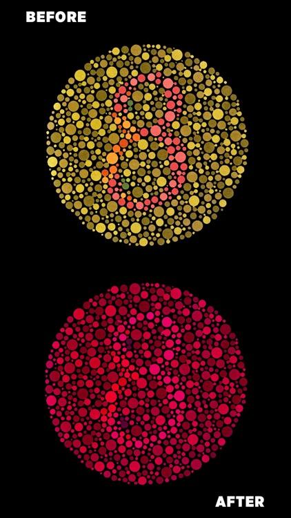 Color Blind Glasses