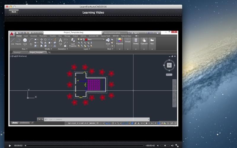 LearnForAutoCAD2016 screenshot 2