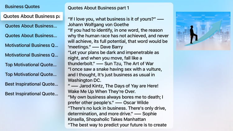 Quarry of Business Citations