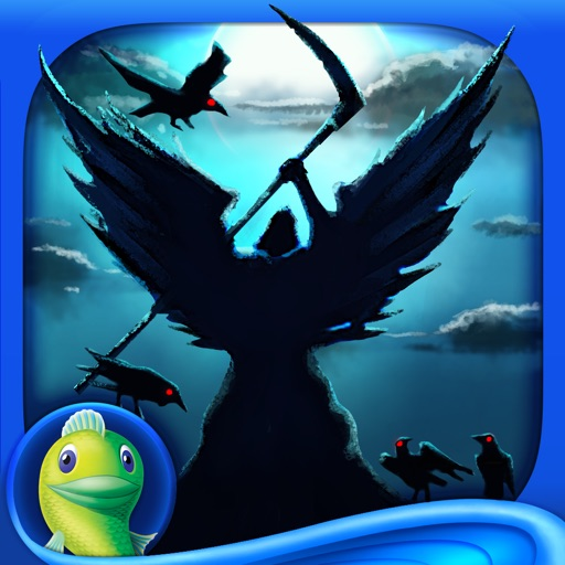 Mystery Trackers: Blackrow's Secret HD - A Hidden Object Detective Game icon
