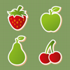 Plukselv frugt