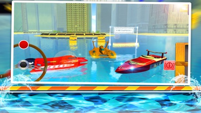 Speed Boat Sea Parking Racer-2
