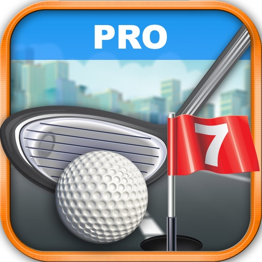 Urban Golf 2015 - Play mini golf simulator in street golf course and be a king of golf by BULKY SPORTS [Premium] icon