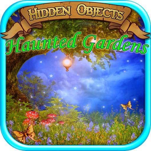 Hidden Object Haunted Gardens - Adventure Games FREE