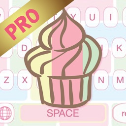 Pastel Color Keyboard Pro - typing cool colorful background app